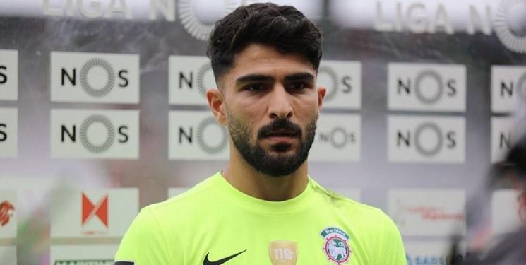 لیگ فوتبال پرتغال| عابدزاده در ترکیب اصلی ماریتیمو/علیپور نیمکت نشین شد