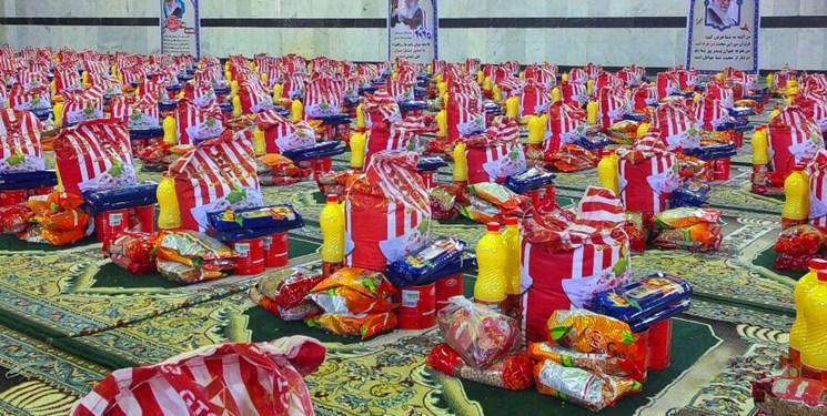 تداوم کمک مؤمنانه|  توزیع 260 بسته معیشتی در پارسآباد