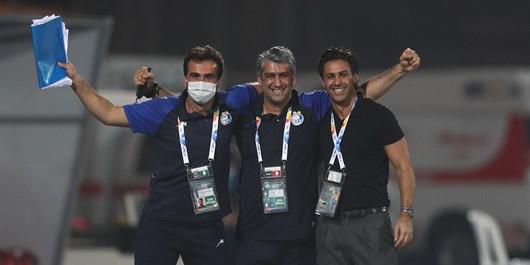 مجیدی: قول می دهم ووریا جام قهرمانی آسیا را بالای سر ببرد/ فوتبال بهتری را در دور بعد ارائه خواهیم کرد