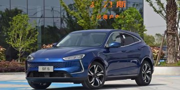 همکاری شریک تجاری بهمن  (Sokon)باHuawei  برای تولید خودرو الکتریکی