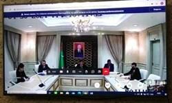 از سرگیری حمل و نقل کالا محور دیدار مقامات تاجیک و ترکمن