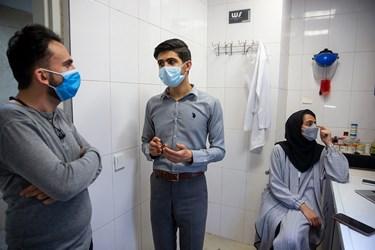 گفت و گوی حسین باختر محقق و دانشجوی پزشکی دانشگاه علوم پزشکی بقیه الله(عج) با خبرنگار حوزه سلامت گروه اجتماعی خبرگزاری فارس