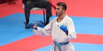 صعود کاراته کار قزوینی به فینال لیگ جهانی