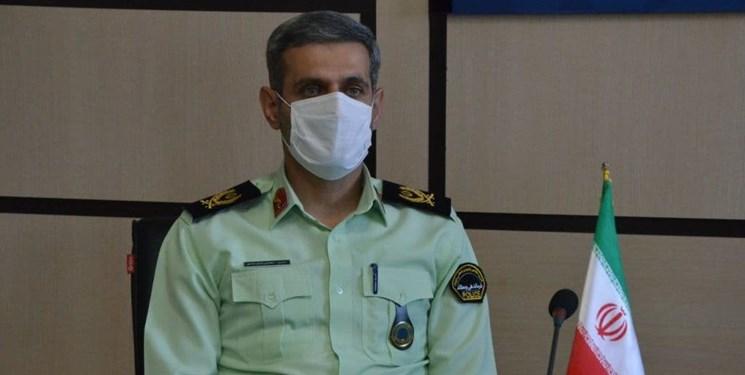 انهدام باند قاچاق سلاح و مهمات در استان مرکزی
