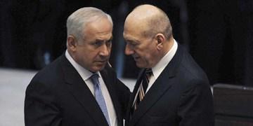 اولمرت: نتانیاهو با اقداماتش زمینه را برای انتفاضه سوم فراهم میکند