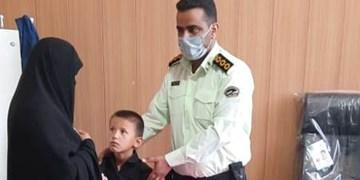 دستگیری گروگانگیر و رهایی پسر ۷ ساله در پاسارگاد