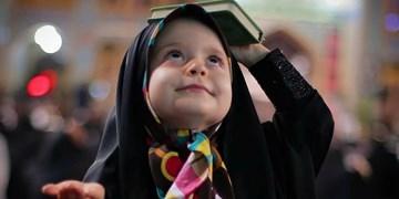 بیدارباشِ شیرین به بچه ها/تدبیر مادرانه حضرت زهرا(س) برای شب قدر