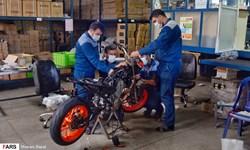فیلم| افت ۹۰ درصدی تولید موتورسیکلت با سیاستهای غلط