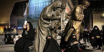 گزارش تصویری/ مراسم شب نوزدهم ماه رمضان در مشهد