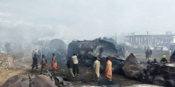آتشسوزی مهیب در  کابل 9 کشته برجای گذاشت