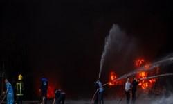 خسارت ۲۰ میلیارد تومانی آتشسوزی شکوهیه به آتشنشانی