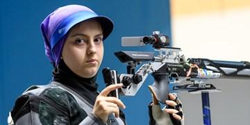 کسب مدال نقره کرواسی توسط تیرانداز ایلامی