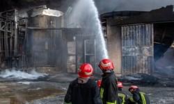 ورود دادستانی به حادثه آتشسوزی شهرک شکوهیه قم/برآورد اولیه خسارات ۸۰ میلیارد تومانی
