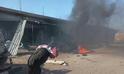 انفجار موتورسیکلت در شمال الرقه یک کشته و 4 زخمی برجای گذاشت