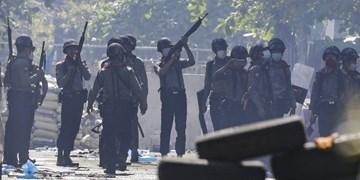 8 معترض دیگر در میانمار کشته شدند
