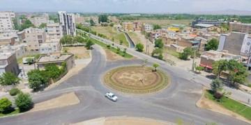 بهبود وضعیت ترافیکی و فضای سبز «بلوار بهنامجو» در همدان