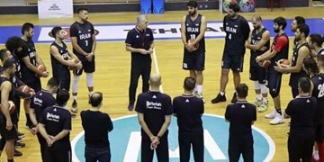 ۱۸ بازیکن به اردوی آمادگی تیم ملی بزرگسالان بسکتبال دعوت شدند