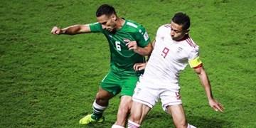 وضعیت بحرانی رقیب ایران/صدای مدافع تیم ملی عراق درآمد