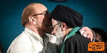 پاس گل قالیباف به رئیسی در سال ۹۶ چه کارکردی داشت؟/ پیروز انتخابات ۹۶ جریان انقلابی بود نه روحانی!