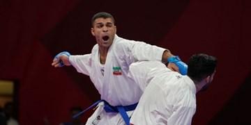 کسب عنوان قهرمانی جهان توسط کاراته کای ایلامی در پرتغال