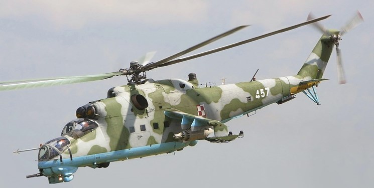 FarsNews Agency Myanmar Rebels Claim Military Helicopter Downing