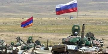 تاسیس دو پایگاه نظامی نیروهای روس در استان مرزی ارمنستان با جمهوری آذربایجان