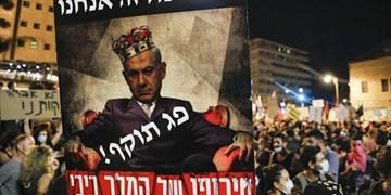 رژیم صهیونیستی در نقطه اوج بحران سیاسی