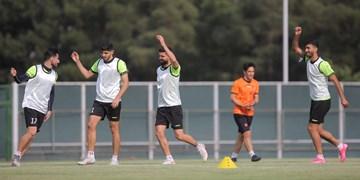 گزارش تمرین پرسپولیس| کارهای پرفشار سرخپوشان در مرکز ملی فوتبال/ صحبتهای گل محمدی با بازیکنان