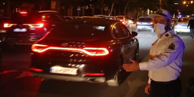 وضعیت ترافیکی پایتخت در شب قدر/ تردد خودرو آزاد و کامیونها ممنوع!