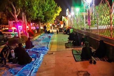 احیای شب بیست یکم  رمضان در بندرعباس