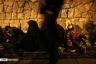 احیای شب بیستویکم در بلوار امامت مشهد