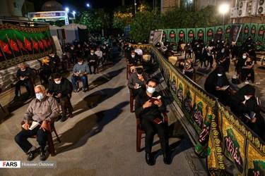 احیای شب بیستویکم در بوشهر