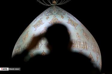 احیای شب بیستویکم در مسجد مقدس جمکران