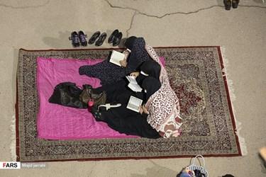 احیای شب بیستویکم در یزد