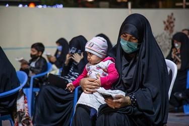 حضور خانوادگی در مراسم احیا در قزوین پررنگ است