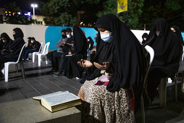 ندای الغوث الغوث مردم در مرکز شهر قزوین
