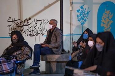 احیای شب بیست و یکم و عزای مولای متقیان در قزوین