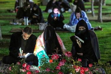 احیای شب بیستویکم  در اصفهان