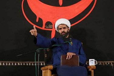 سخنرانی حجتالاسلام داستانپور در شب 21 ماه رمضان