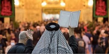 دومین شب قدر در حرمهای مقدس عراق و سوریه+عکس و فیلم