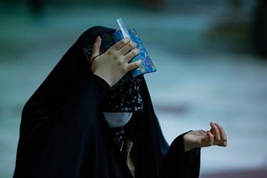 احیای شب بیست و یکم  امامزاده صالح(سلام الله)