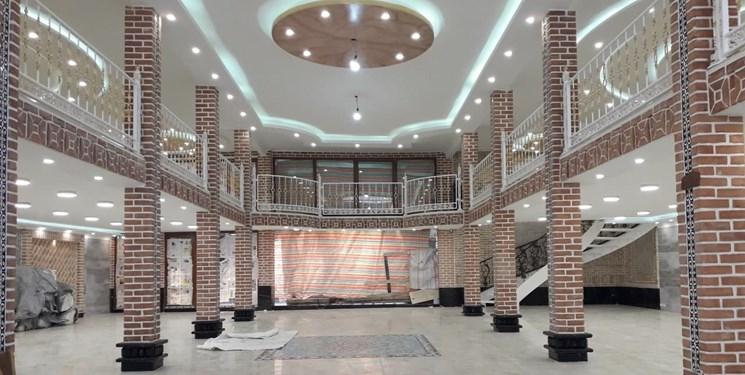 اتمام مرمت جداره و ساماندهی بازار پنبهفروشان مجموعه بازار جهانی تبریز