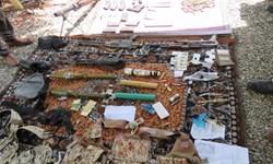 دستگیری یک تیم از اشرار مسلح در جنوب شرق کشور/ دو نفر از اشرار به هلاکت رسید+تصاویر