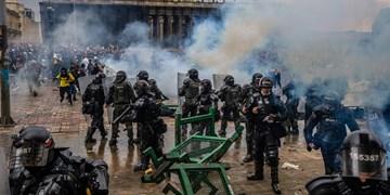 سازمان ملل استفاده «بیش از حد» از زور علیه معترضان کلمبیایی را محکوم کرد