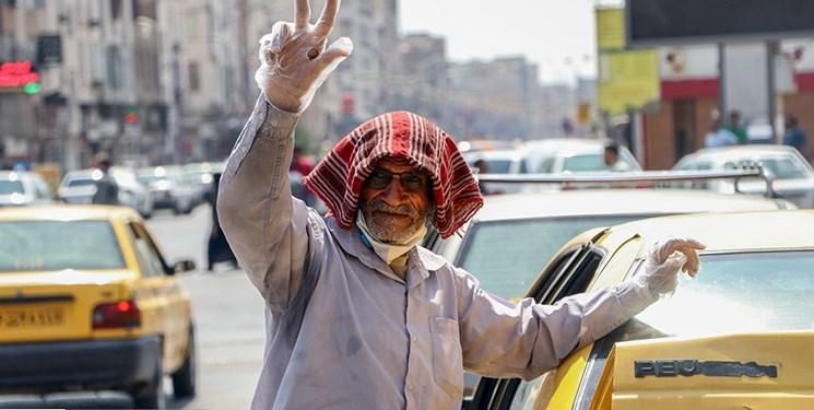 تداوم افزایش رطوبت در برخی مناطق خوزستان