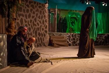 نمایش مذهبی «مرثیه عشق »