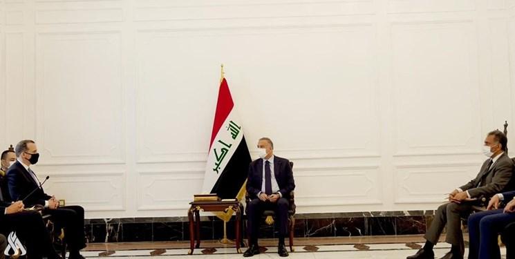 رایزنی نخستوزیر عراق با هیأتی بلندپایه آمریکایی درباره خروج نیروهای رزمی