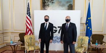 گفتوگوی بورل و بلینکن درباره بازگشت آمریکا به برجام