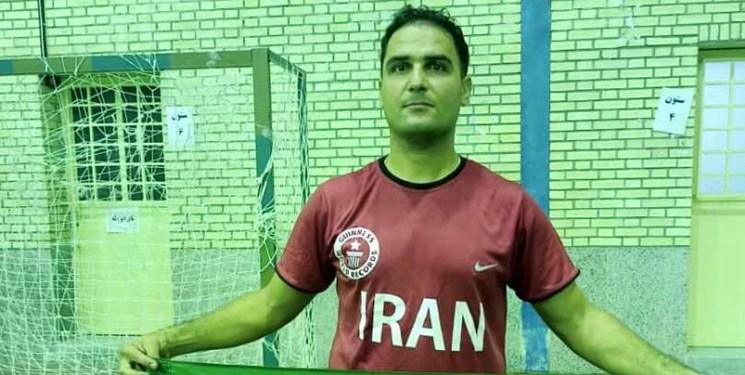 چهارمین رکورد جهانی گینس آرش احمدی طیفکانی به ثبت رسید