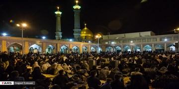 فیلم| تهرانیها در دومین شب قدر سوگوار مولا علی(ع)